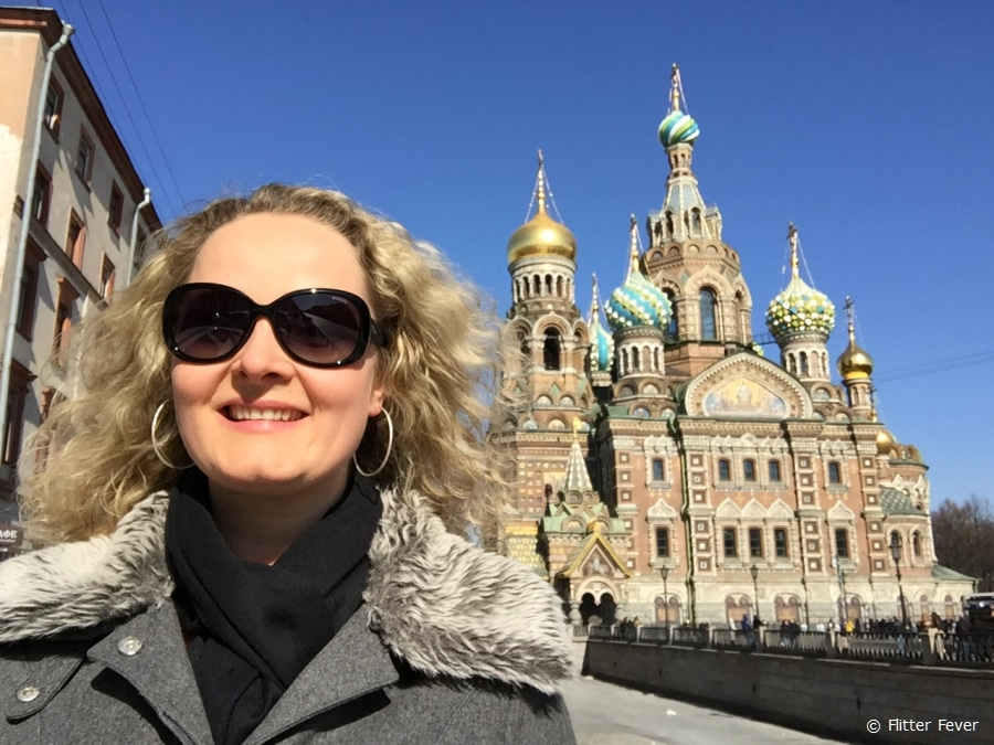 Flitter Fever in Russia The Church of the Savior on Spilled Blood - Khram Spaso Na Krovi