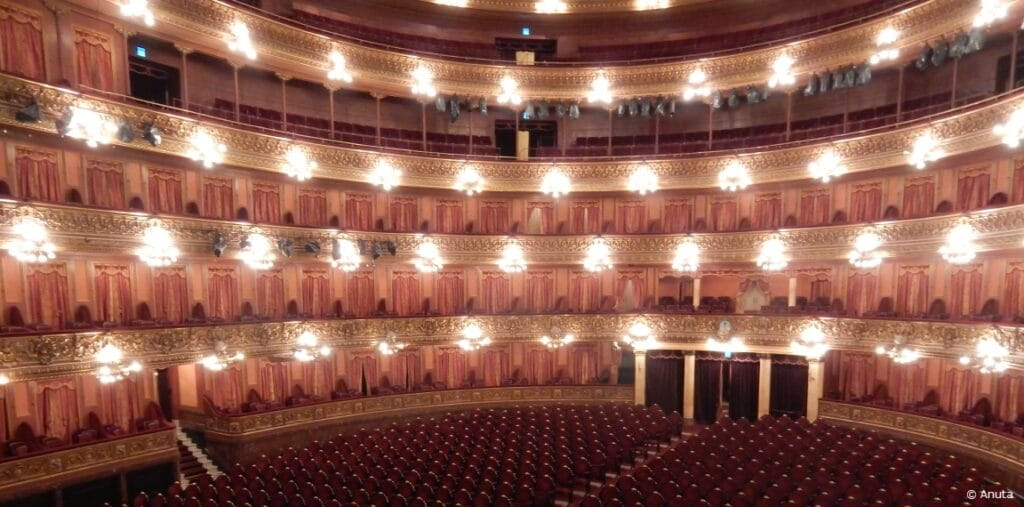 Buenos Aires theater