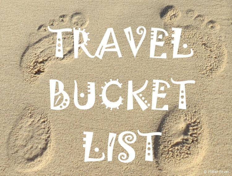 Travel Bucket List Blog