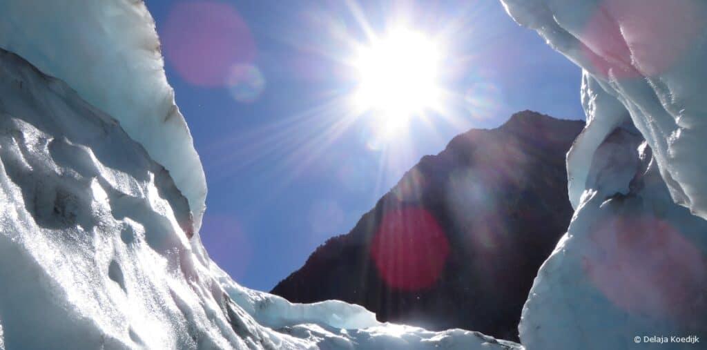 Franz Josef Fox Glacier New Zealand