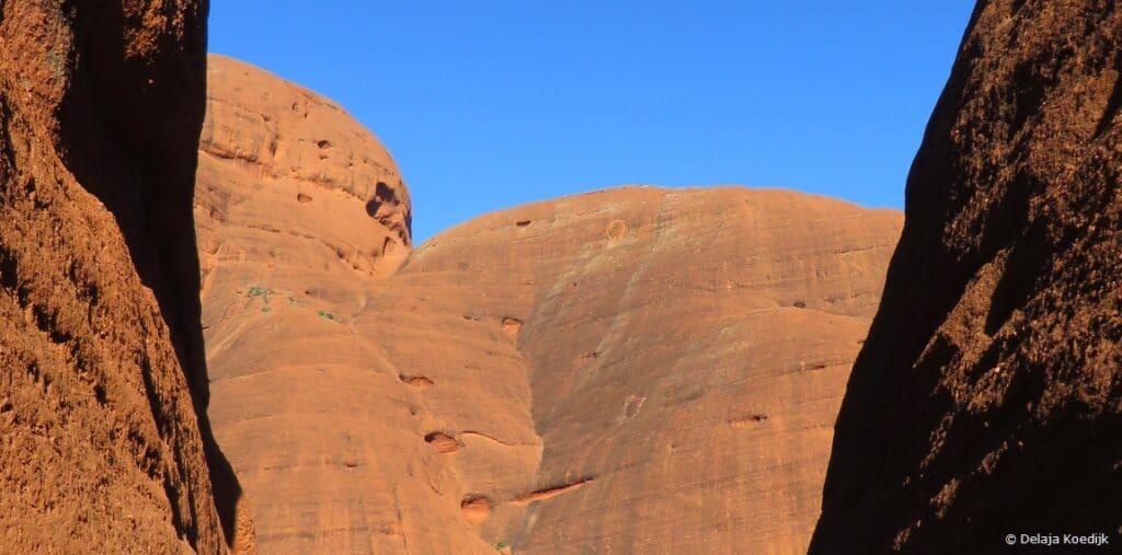 Alice Springs mountains Australia