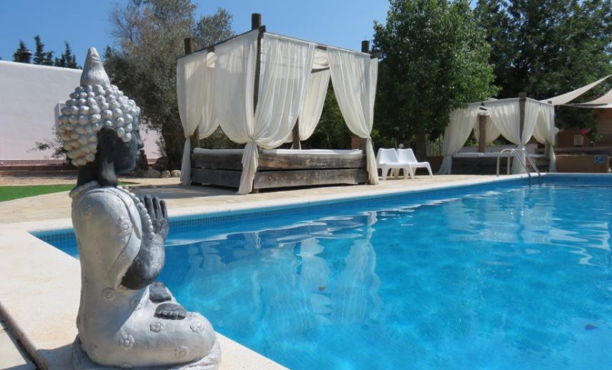 Can Ross Feel Good Villa Ibiza (Flitter Fever)