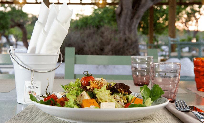 Aubergine Restaurant @ Ibiza
