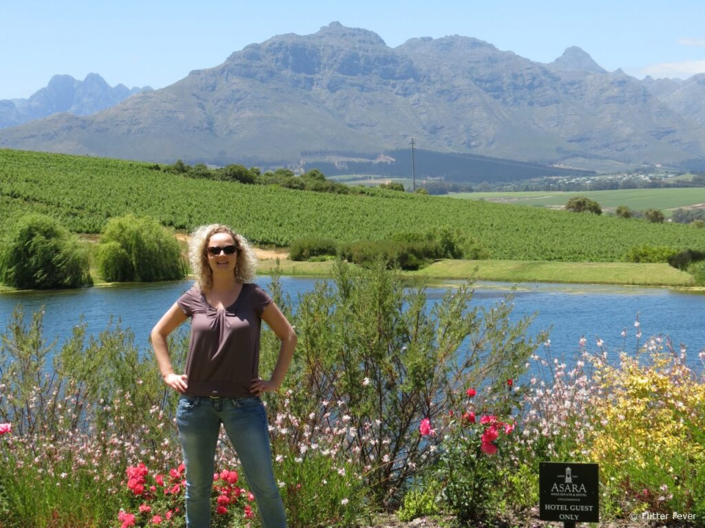 Flitter Fever@ Asara Winery in Stellenbosch, South Africa
