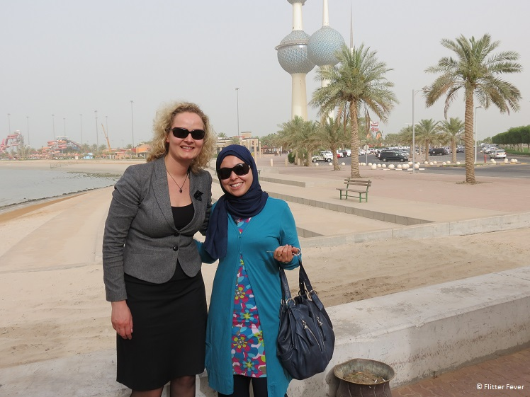 Kuwait friends