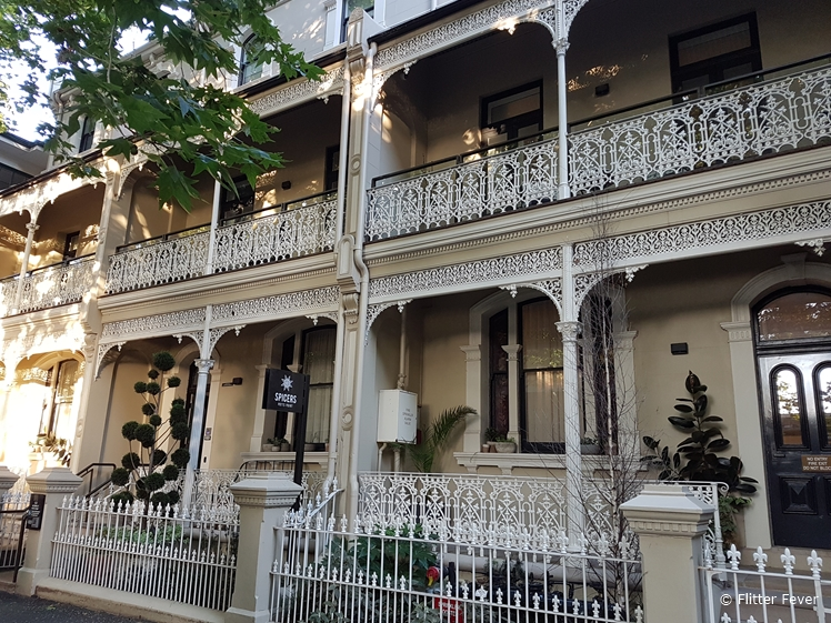 Potts Point architecture Sydney