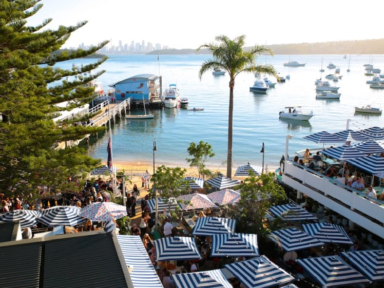 Watsons Bay Boutique Hotel beach club