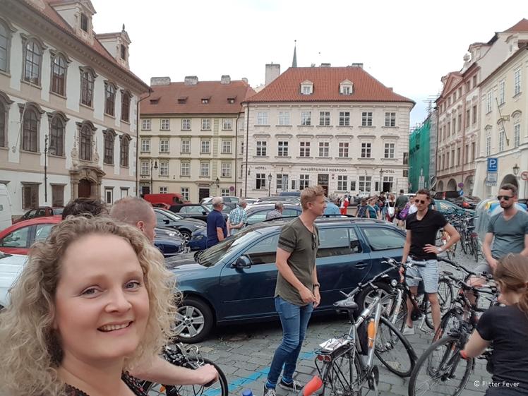 Hidden Gems Prague Cycling Tour Bike