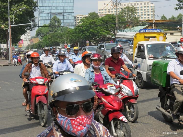 Vietnam route