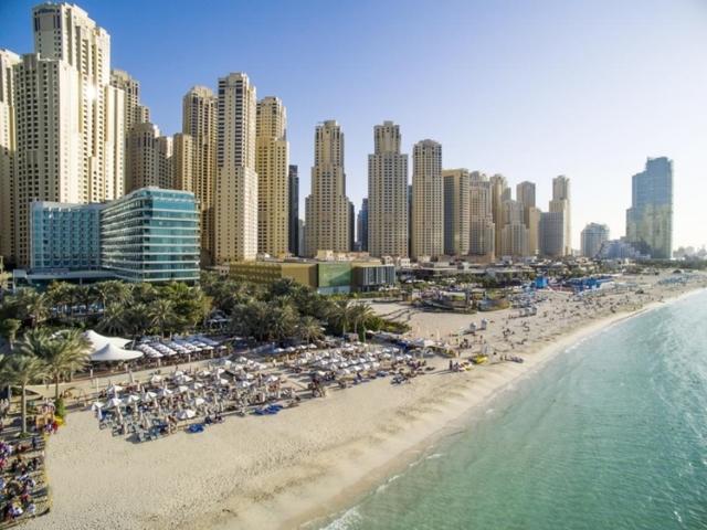 Hilton Jumeirah Beach Dubai UAE
