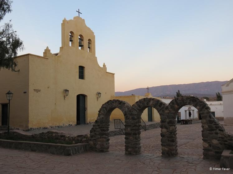 Iglesia de San Jose in Cachi