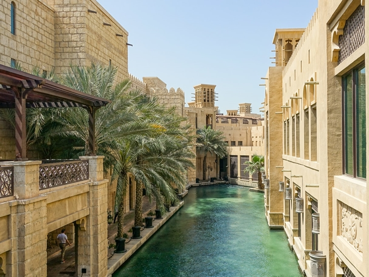 Madinat Jumeirah Dubai UAE