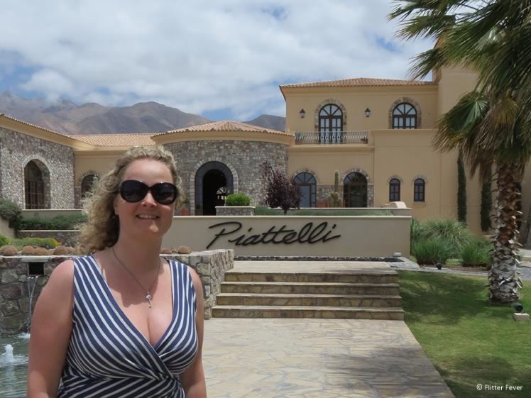 Piatelli vineyards Cafayate