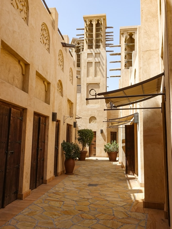 Souk Madinat Jumeirah Dubai UAE