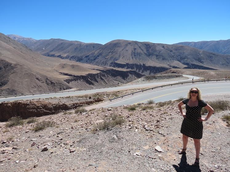 Winding roads (R52) Argentina