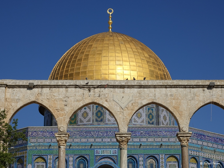 Jerusalem Old City Dome of the Rock