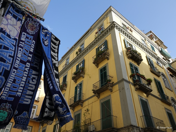 Forza Napoli scarfs