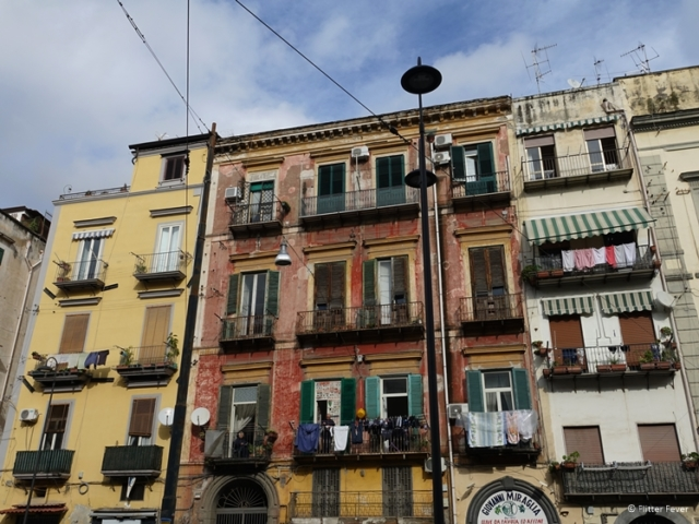 Houses that did not see a paint brush for decades Naples bad maintenance