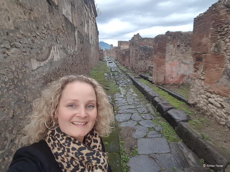 Pompeii Naples Italy Italia