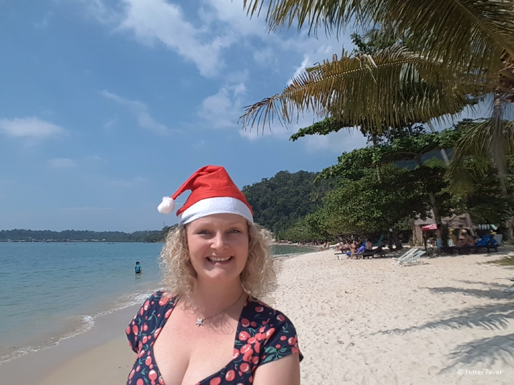 Christmas on Koh Chang is fun