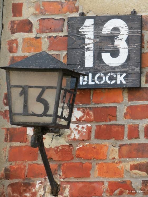 Auschwitz block 13