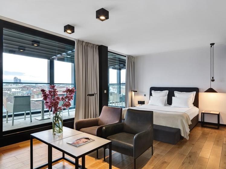 Sense Hotel Sofia room
