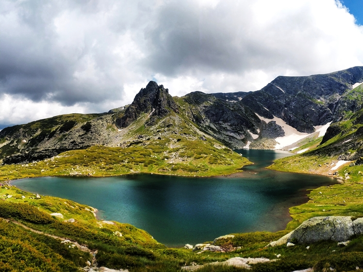 The Seven Rila Lakes near Sofia