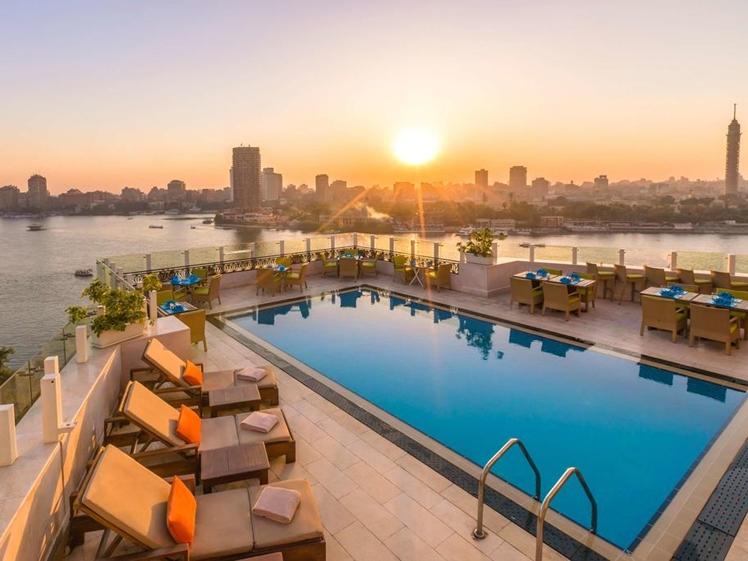 Kempinski Nile Hotel (photo credits booking.com)