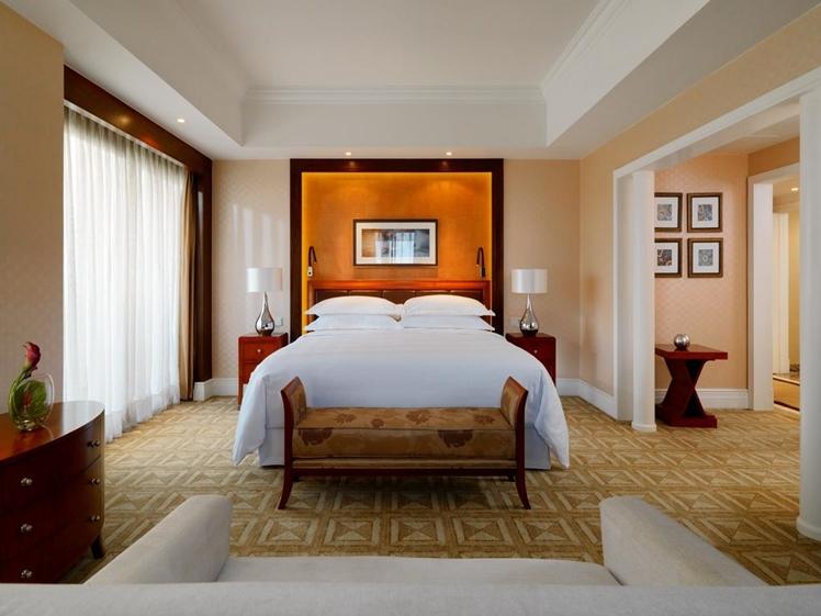 Sheraton Cairo Hotel & Casino room  (photo credits booking.com)