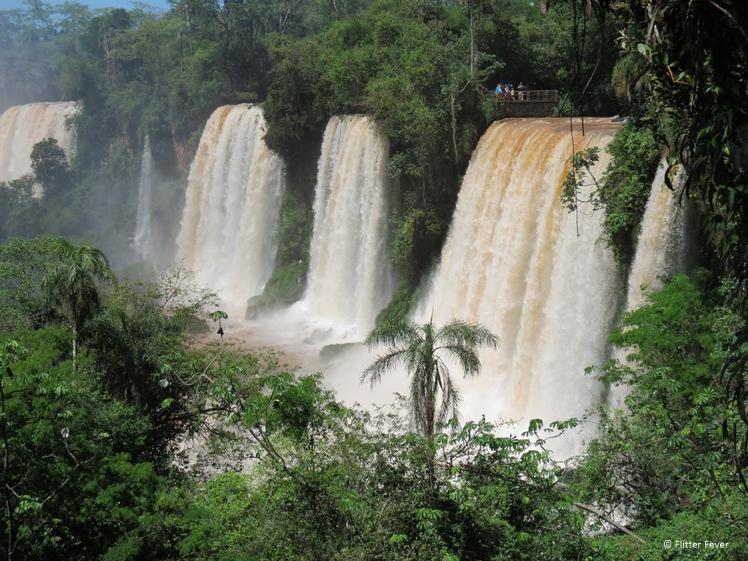 Iguazu Falls waterfalls