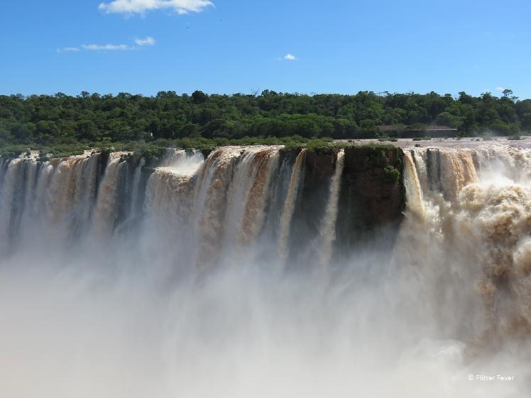 Iguazu Falls Devil's Throat